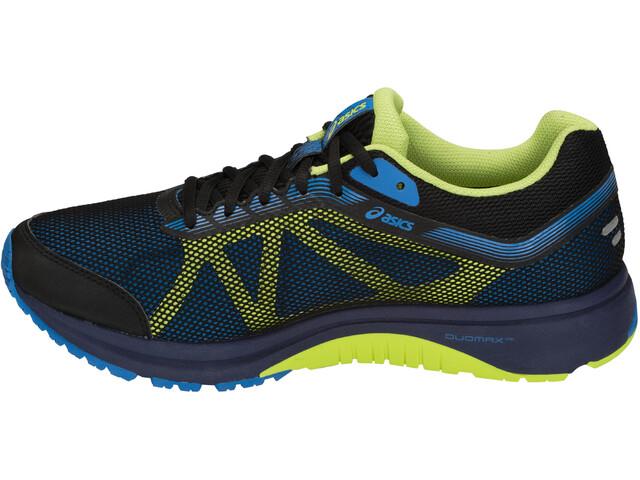 3a56a4620159d5 asics GT-1000 7 G-TX Shoes Men Black Race Blue